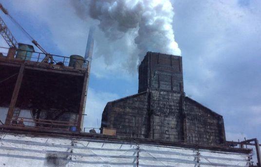 Завод на Донбасі