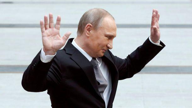 Путін став героєм численних матеріалів The New York Times