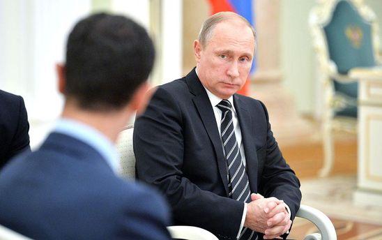 Башар Асад слишком важная