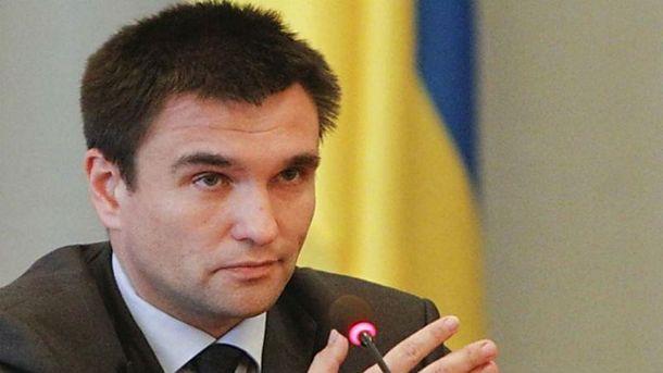 Климкин заявил о необходимости противодействия российской пропаганде