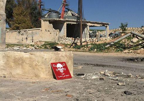 В Сирії можуть знову застосувати хімічну зброю