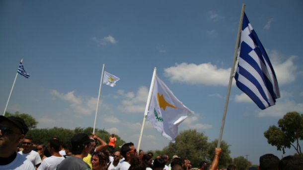 На Кіпрі знову заговорили про об'єднання