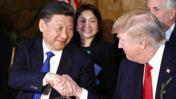 Китайський лідер навідав Трампа у Флориді