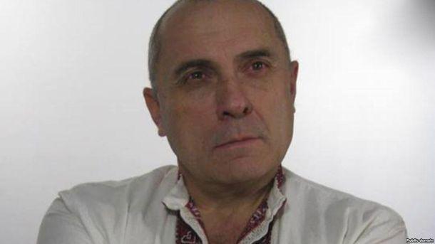 Журналист Василий Сергиенко