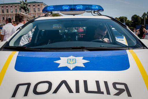 Скандал в полиции