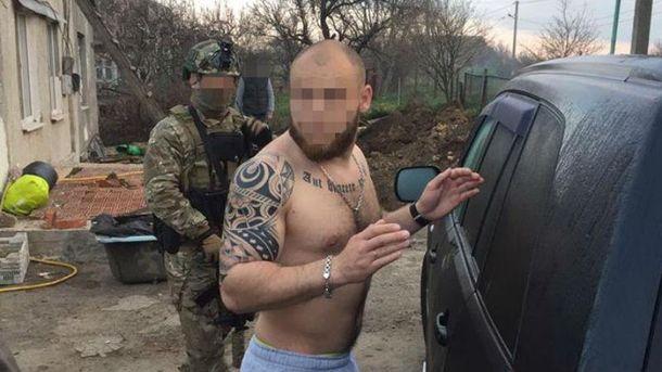 СБУ задержала опасных преступников