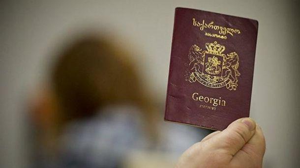 Грузины уже больше недели ездят в Европу без виз