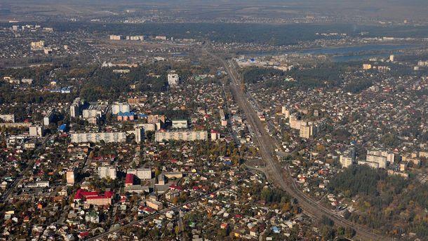 Как объединять города вокруг Киева