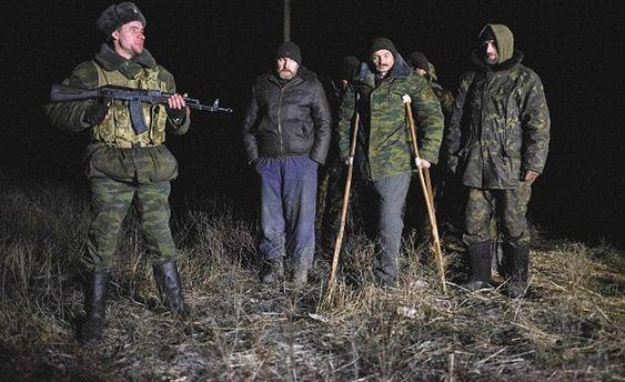 Бойовики на Донбасі взяли в полон українців