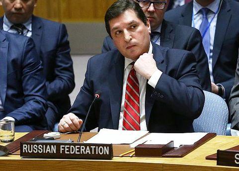 Россия наложила вето на проект резолюции ООН по Сирии