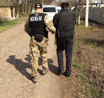 Задержали администратора пропагандистской группы