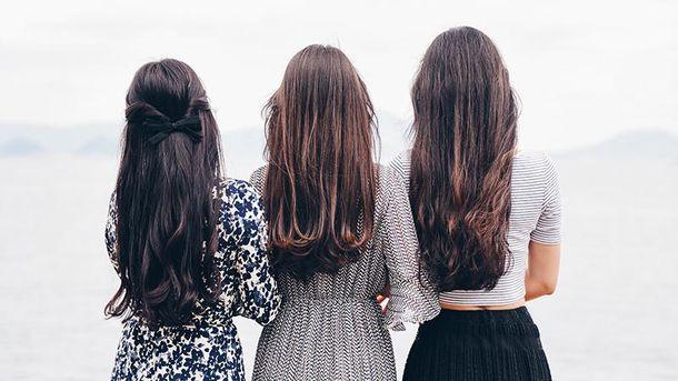 Щоб мати здорове волосся, перегляньте свій раціон