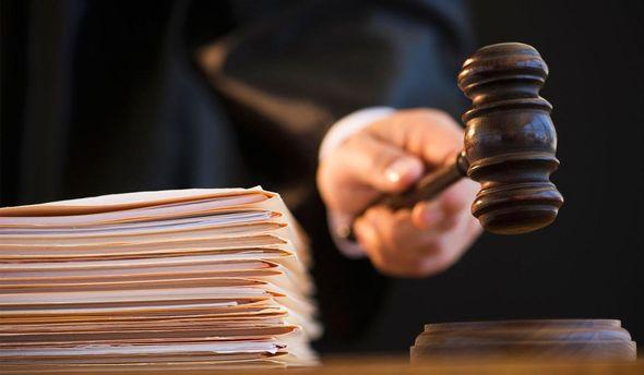 Напад на суддю