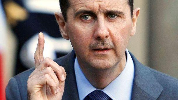 Режим Асада Башара – головна причина сирійської катастрофи