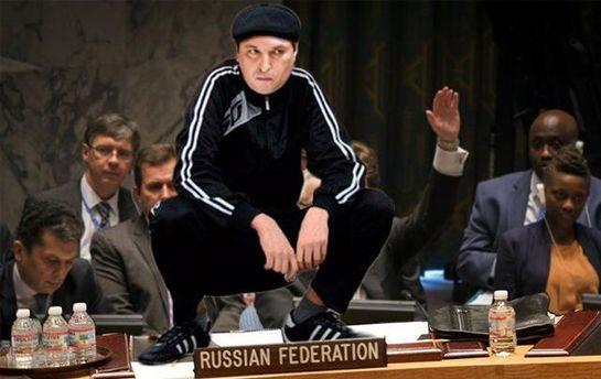 Владимира Сафронкова сравнили с гопником за его скандальное выступление