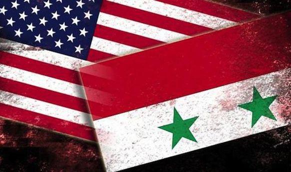 Коалиция не наносила удар по складам химоружия в Сирии