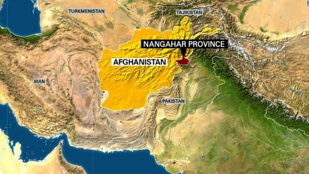 США ударили по позициям ИГ в Афганистане