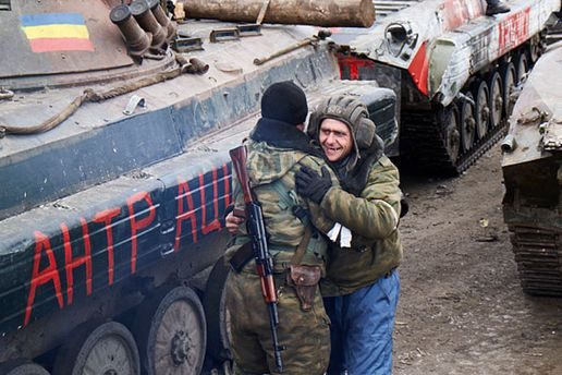 Бойовики на Донбасі вчиняють злочини щодо цивільних