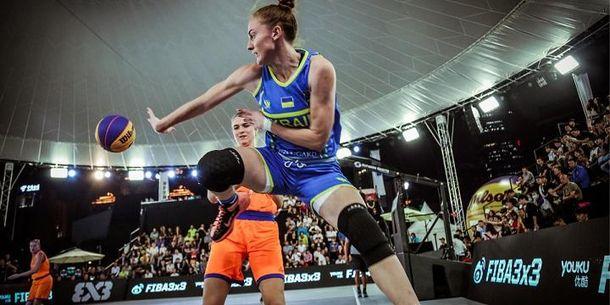 Баскетбол 3х3