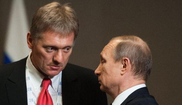 Путин зарабатывает меньше, чем Песков