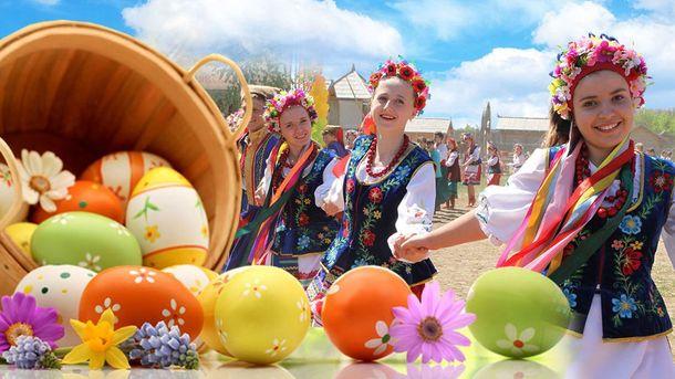 Київ готується до Великодня