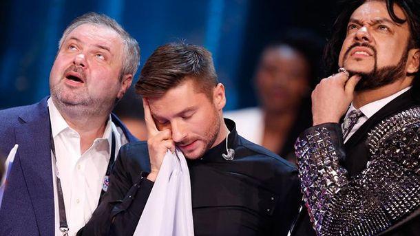 России угрожаю отстранения от Евровидения-2018