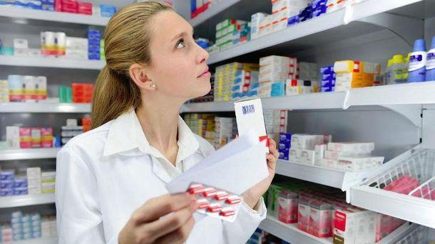 Адреси аптек з доступними ліками