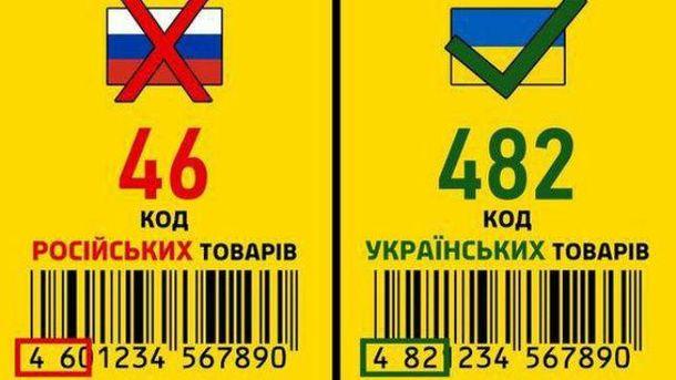 Бойкот російської продукції
