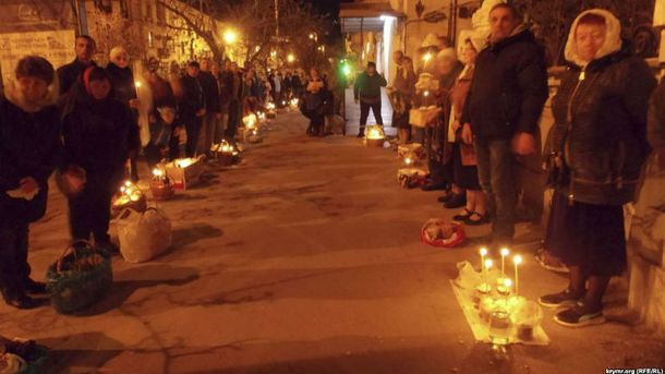 Великдень у Севастополі