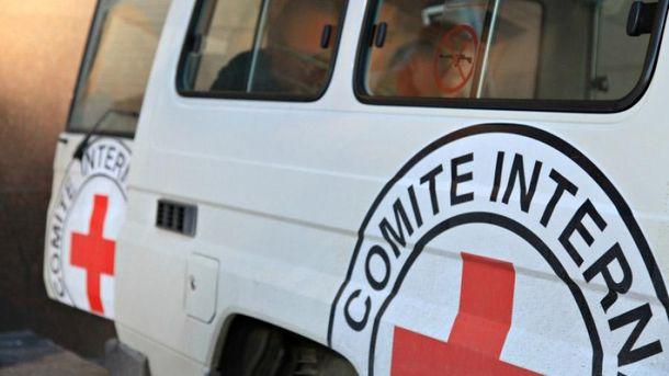 Волонтеры Красного Креста приехали на Донбасс