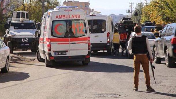 Стрельба на референдуме в Турции