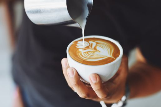 Вчені винайшли прозору каву
