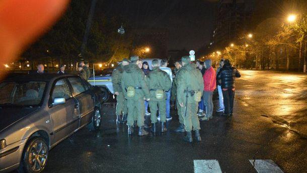 Бійка у Миколаєві