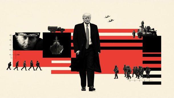 Дональд Трамп готовий рішуче піднімати ставки в протистоянні з будь-яким опонентом
