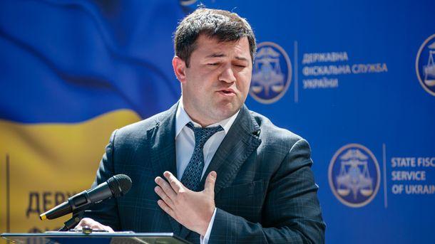 Опальный Насиров возглавил украинскую спортивную федерацию