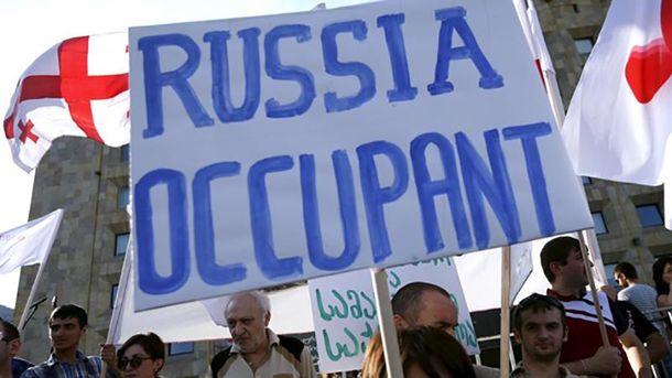 Росія вкотре підтримує сепаратистські рухи на території колишнього СРСР