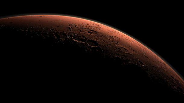 Депутат имеет участок на Марсе
