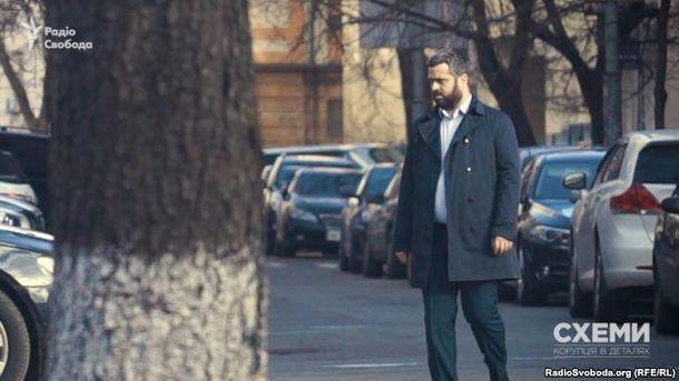 Бывший прокурор Сергей Лысенко из группы