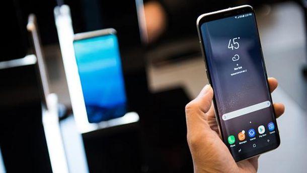 Користувачі Samsung Galaxy S8 знайшли перші проблеми у смартфоні