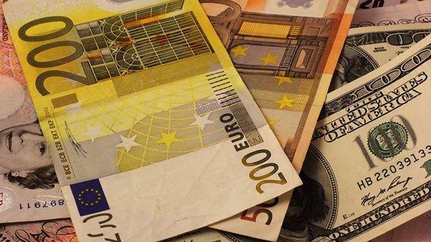 Готівковий курс валют 18 квітня