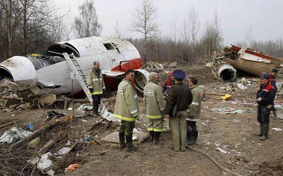 Польща має нову інформацію щодо авіакатастрофи під Смоленськом