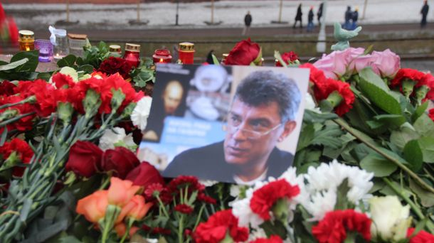 Бориса Нємцова застрелили на Великому Москворецькому мосту поблизу Кремля