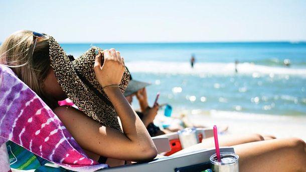 Не варто виходити на сонце без захисного крему