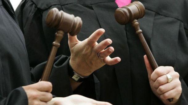 Задержали коррупционный судей