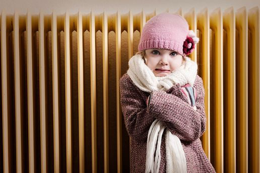 У Чернівцях через холоди закривають школи та інші дитячі заклади