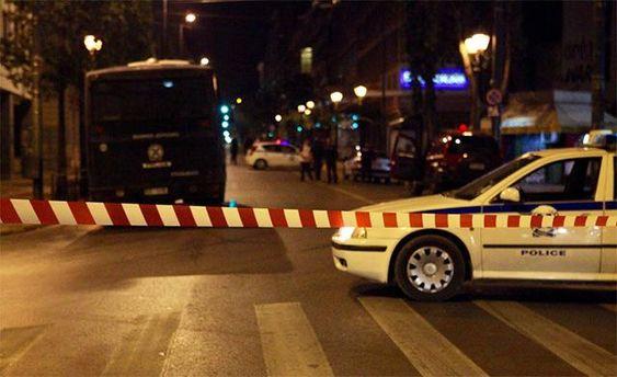 В Греции взорвалась бомба