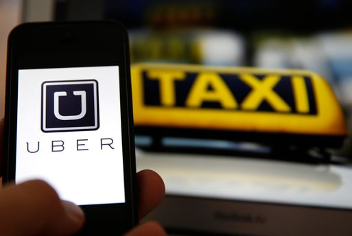 Uber почав працювати у Харкові