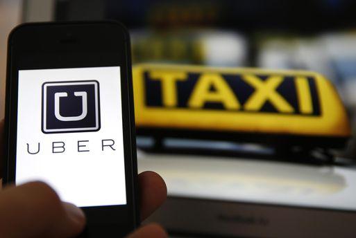Uber начал работать в Харькове