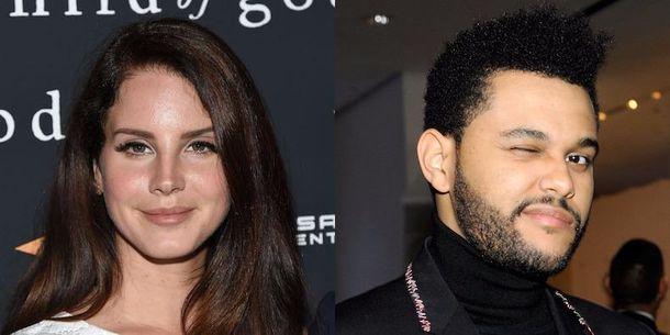 Лана дель Рей записала пісню з Weeknd