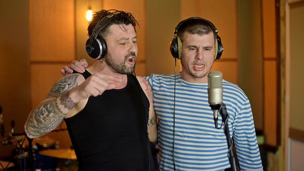 Иван Леньо и Станислав Паплинский